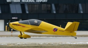 New DIY Electric Airplane Takes Flight