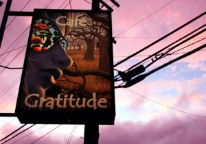Cafe Gratitude Sustainable Commerce