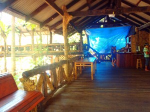 Dining Area Koh Ra Ecolodge