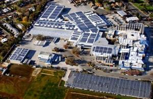 sierra nevada brewery solar panels