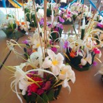 Krathong rafts