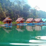 Floating Bungalows of Khao Sok