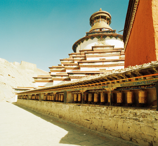 Monastary 2, Tibet, 2007