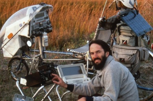 The Original Technomad: Steven K. Roberts