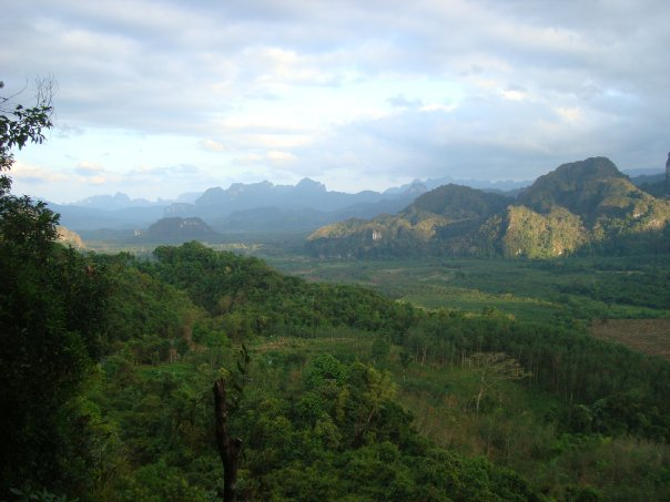 Khao Sok Scenic view - photo by Jungleman Khao Sok