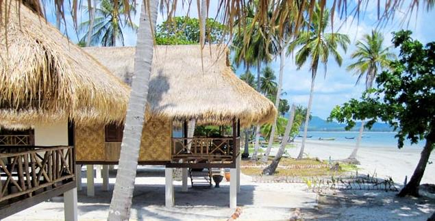 Pawapi Resort & Spa, Koh Mook Thailand