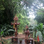 Our Jungle House - Spirit Houses
