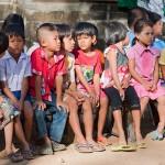 School in Khura Buri, Thailand
