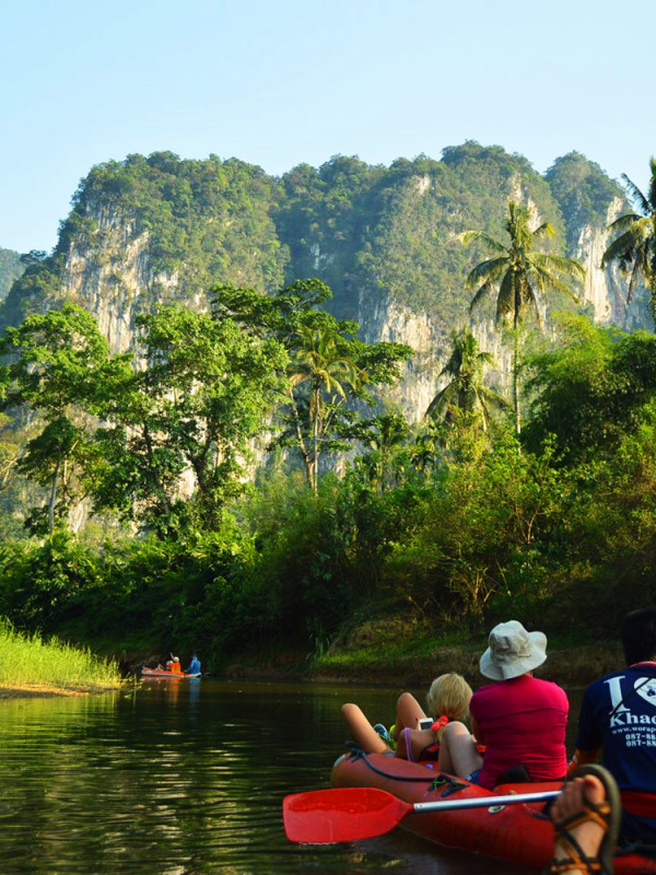 Hostels in Khao Sok